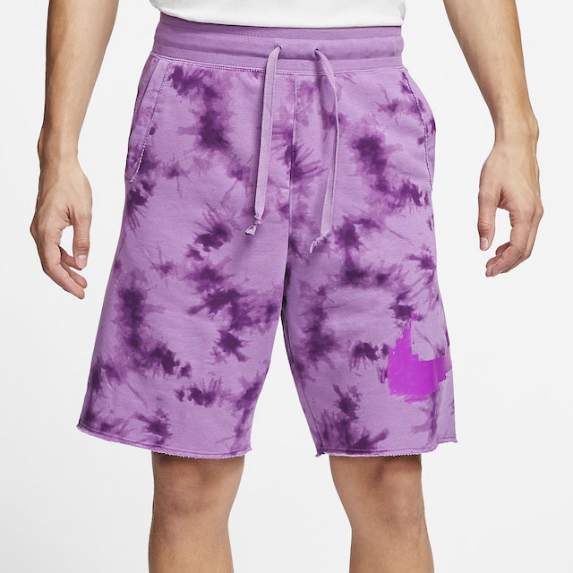 nike-supernova-alien-tie-dye-shorts-purple