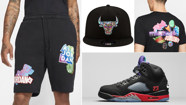 top-3-jordan-5-hat-clothing-match