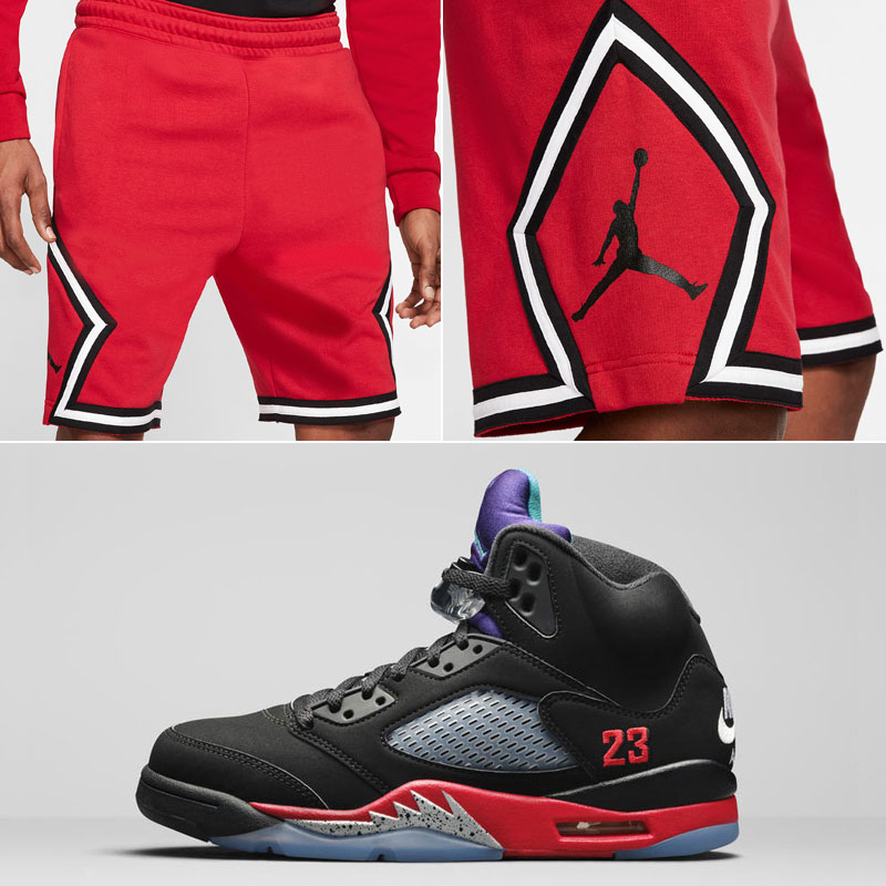 top-3-jordan-5-shorts-match