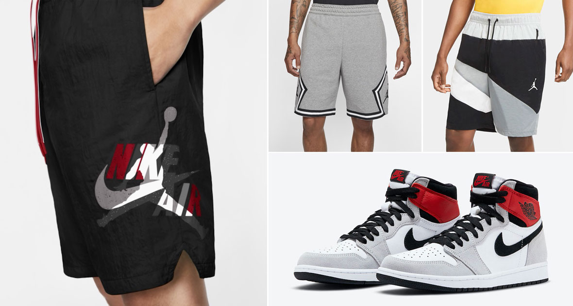 air-jordan-1-high-light-smoke-grey-matching-shorts