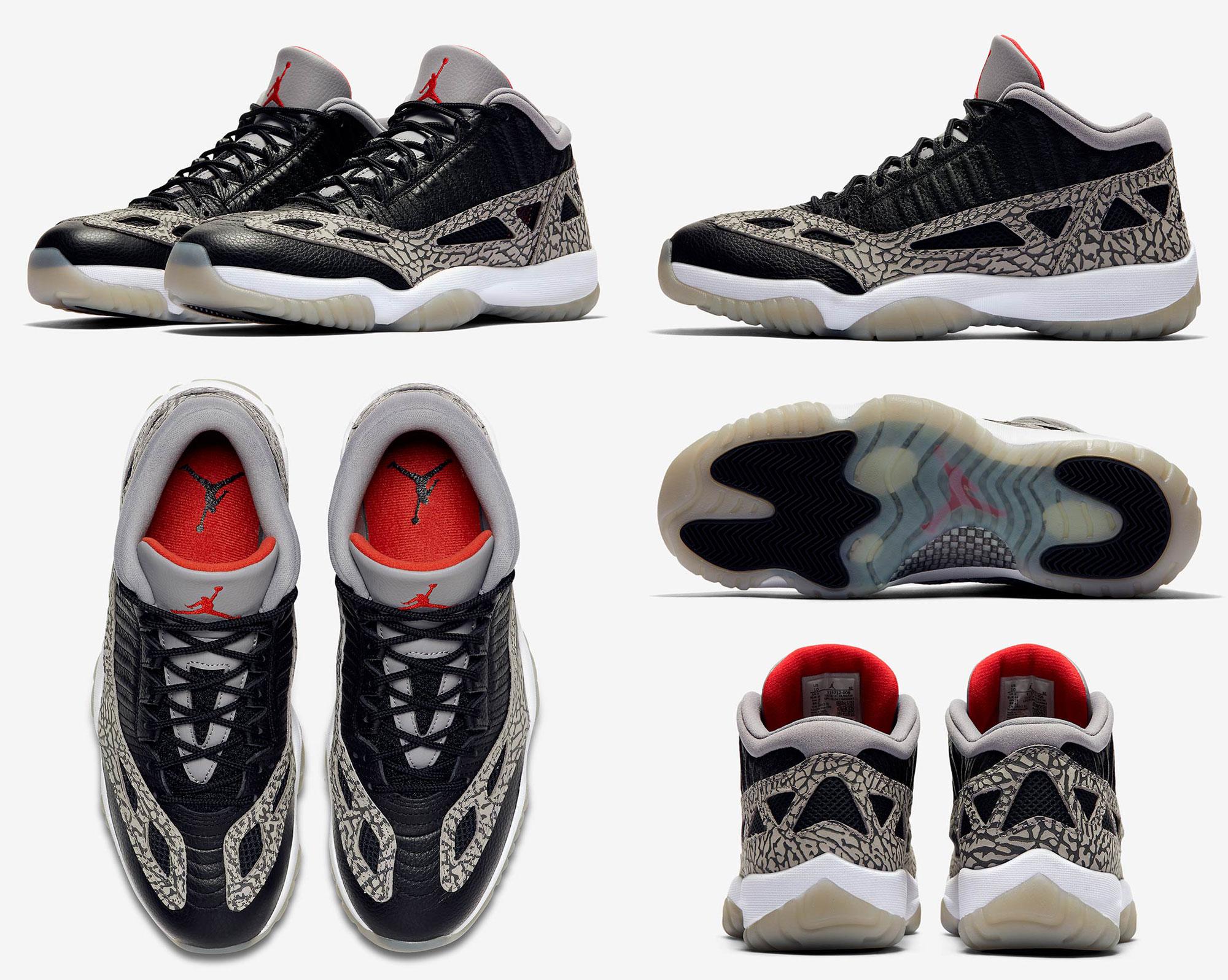 air-jordan-11-low-ie-black-cement-sneaker-clothing