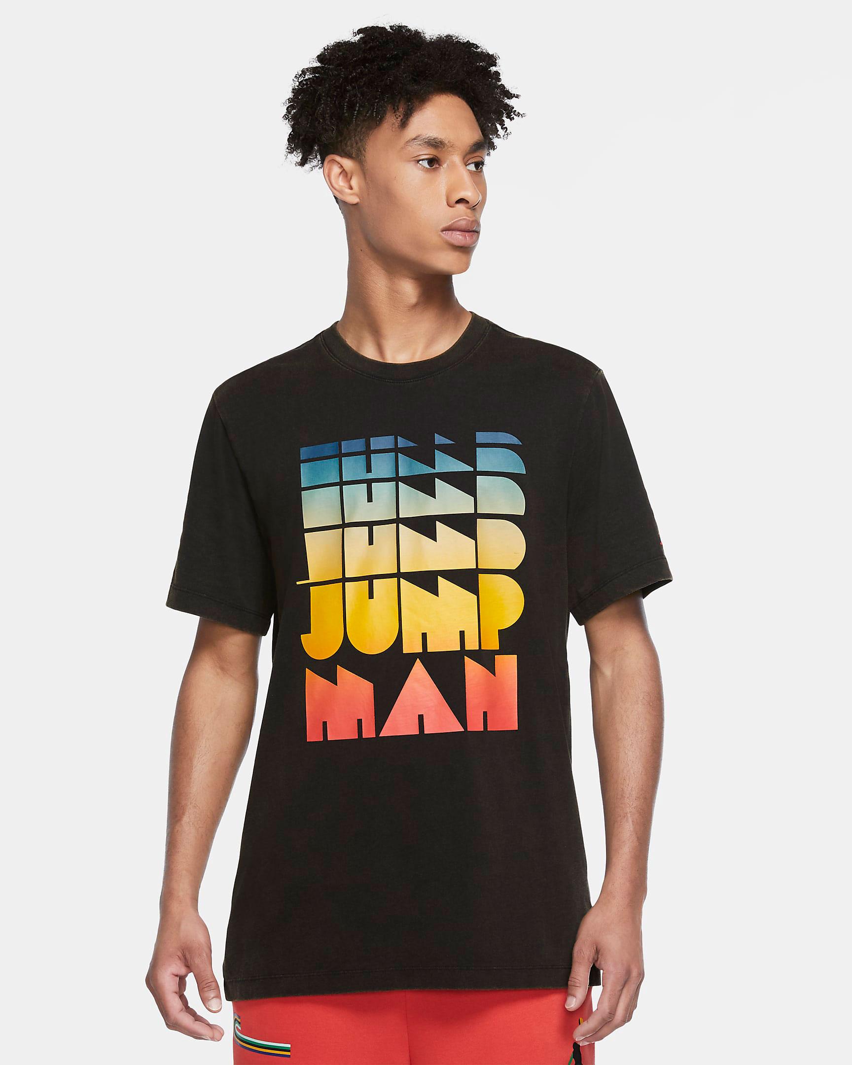 air-jordan-12-black-university-gold-shirt-match