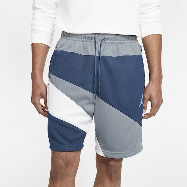 air-jordan-12-indigo-blue-shorts-match