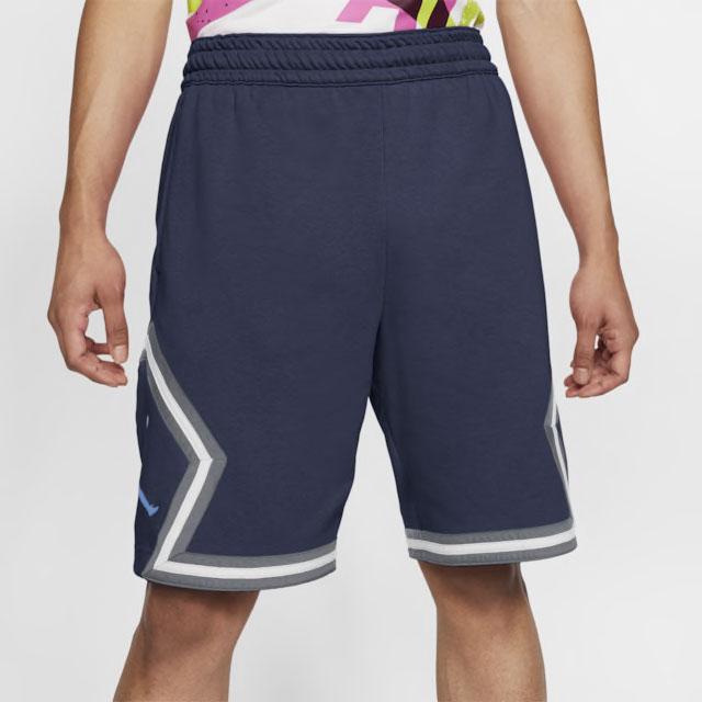 air-jordan-12-indigo-matching-shorts