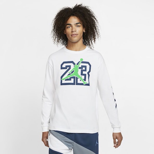 air-jordan-12-indigo-t-shirt-match-2