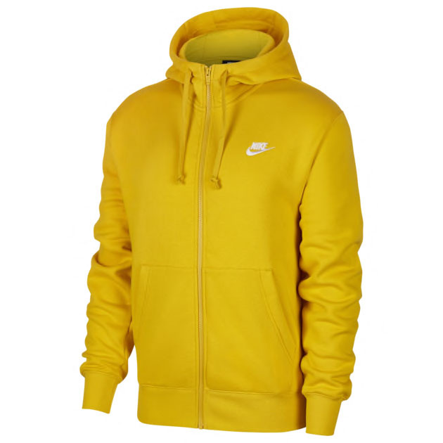 air-jordan-12-university-gold-nike-hoodie