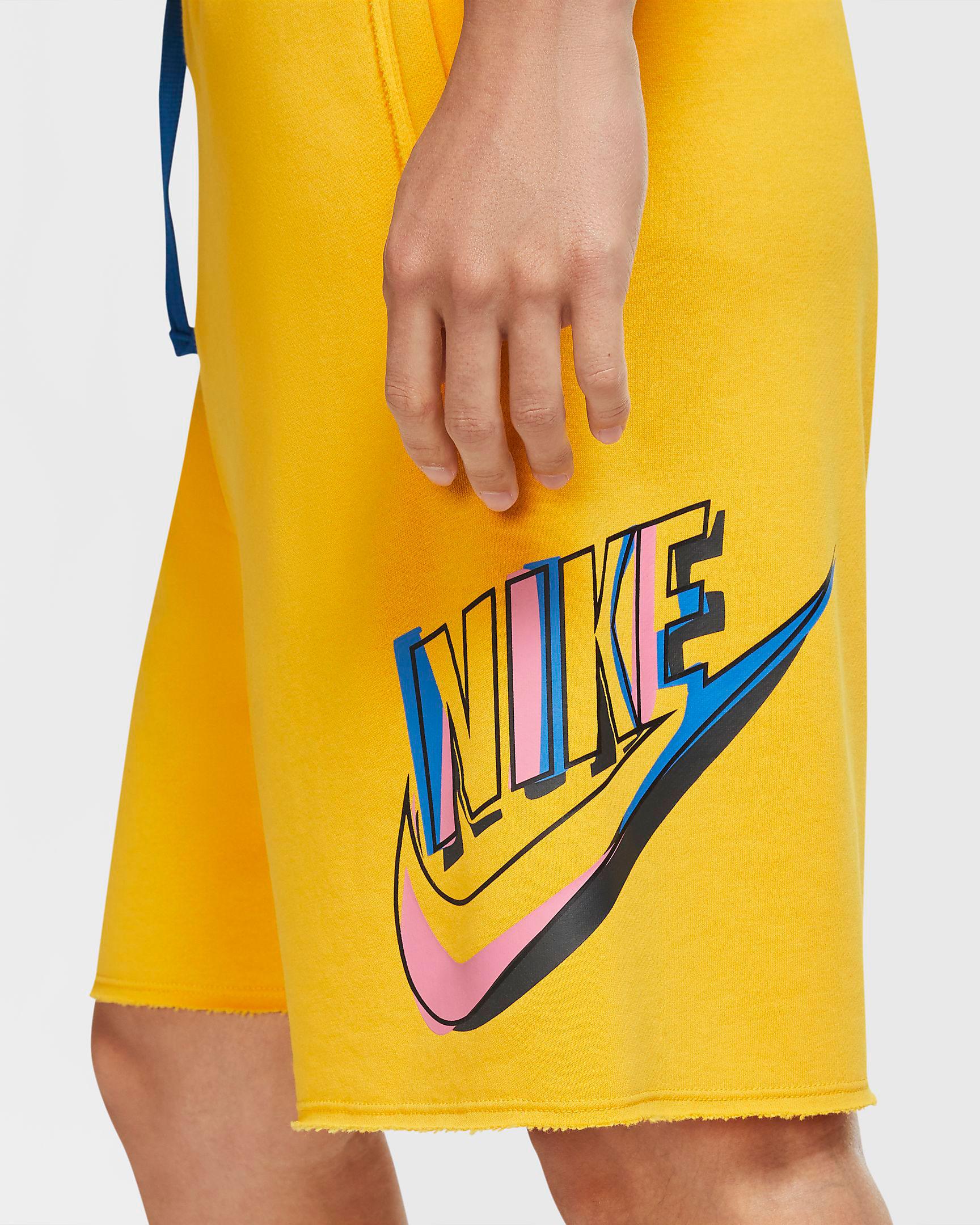 air-jordan-12-university-gold-nike-shorts-3