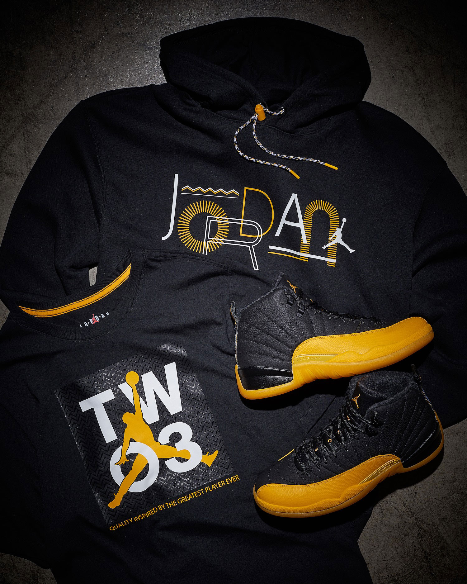 air-jordan-12-university-gold-sneaker-outfit
