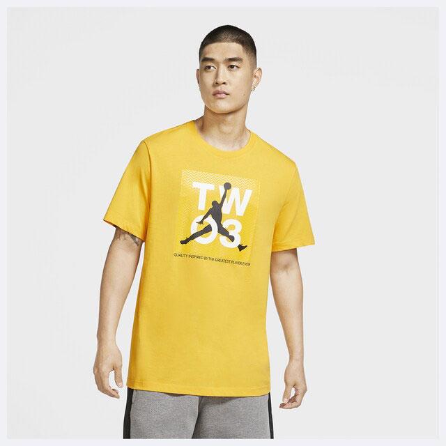 air-jordan-12-university-gold-sneaker-shirt