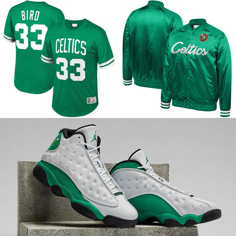 air-jordan-13-lucky-green-retro-celtics-clothing