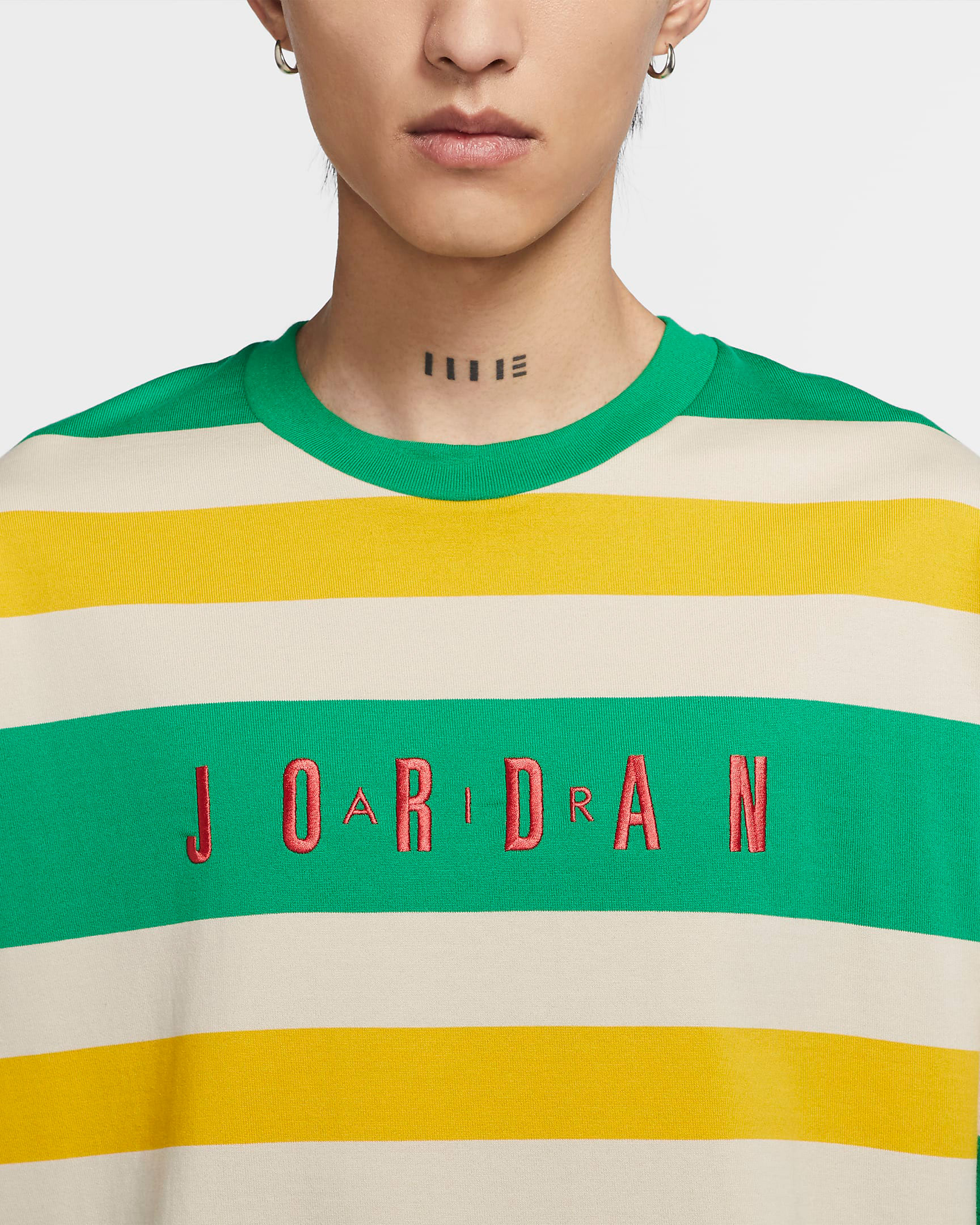 air-jordan-13-lucky-green-tee-shirt-match