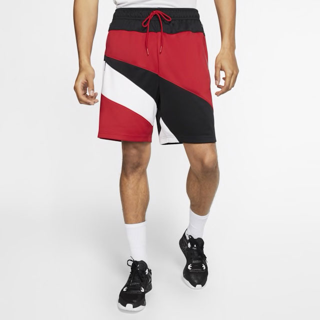 air-jordan-14-gym-red-shorts-match-1