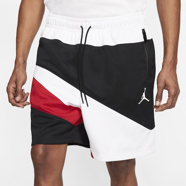 air-jordan-14-gym-red-shorts-match-3