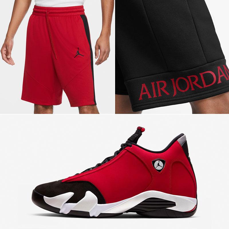 air-jordan-14-toro-shorts