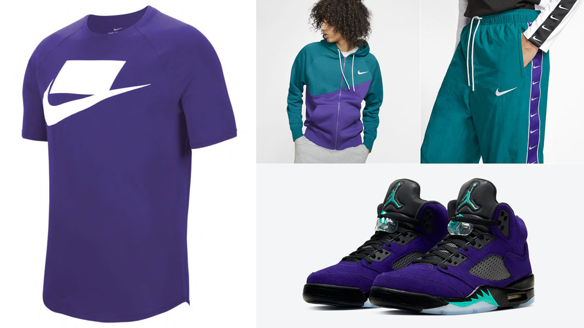 air-jordan-5-alternate-purple-grape-nike-clothing-match