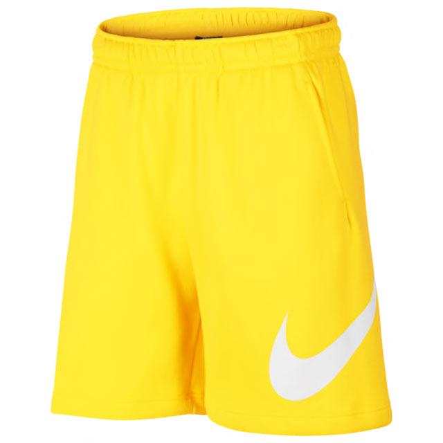 grateful-dead-nike-sb-dunk-low-yellow-bear-shorts-match