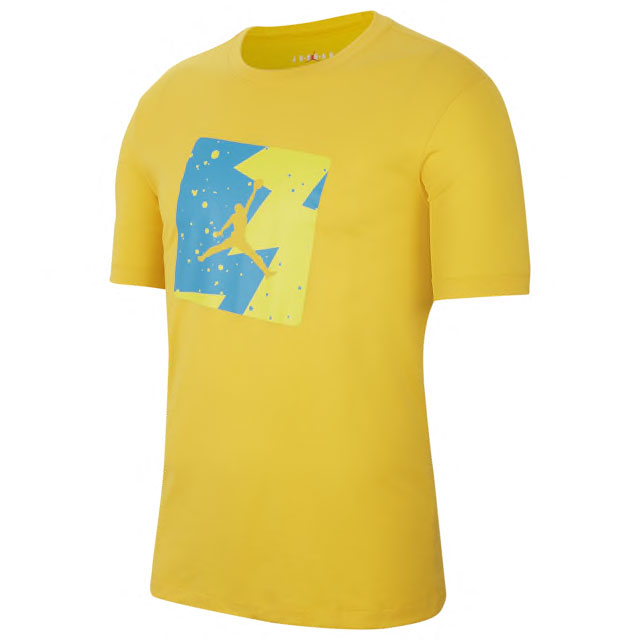 grateful-dead-nike-sb-dunk-low-yellow-bear-t-shirt-match