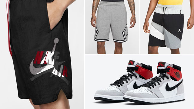 jordan-1-high-light-smoke-grey-matching-shorts