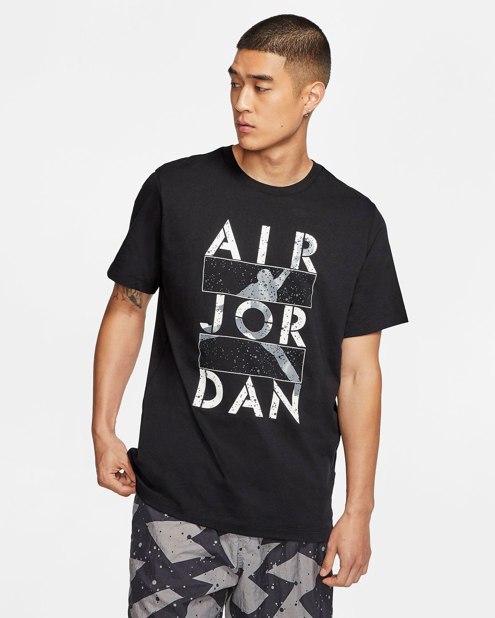 jordan-11-low-black-cement-shirt-match-1