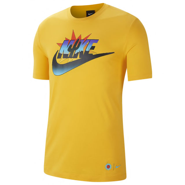 jordan-12-universitry-gold-nike-shirt-match-1