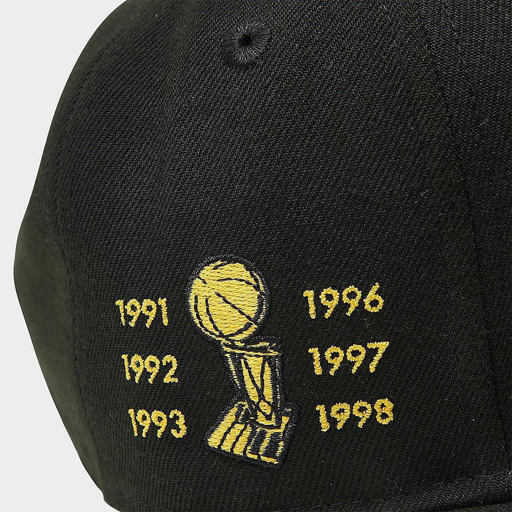jordan-12-university-gold-bulls-hat-2