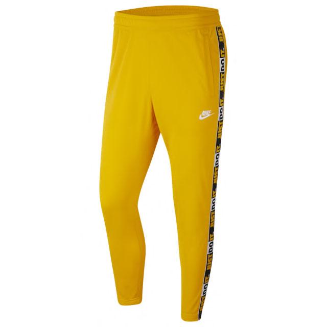 jordan-12-university-gold-nike-pants-match