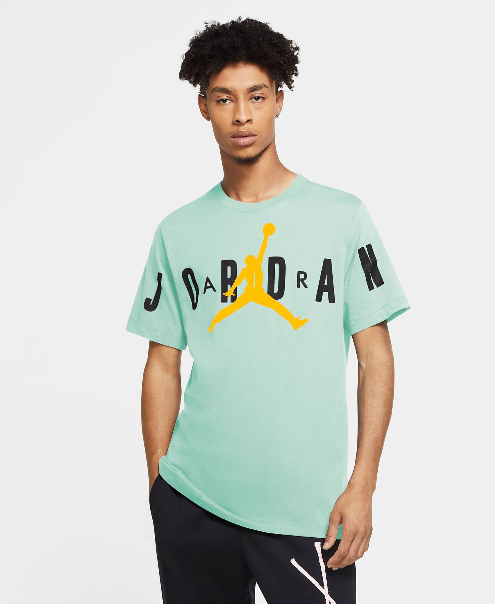 jordan-12-university-gold-shirt-match-4