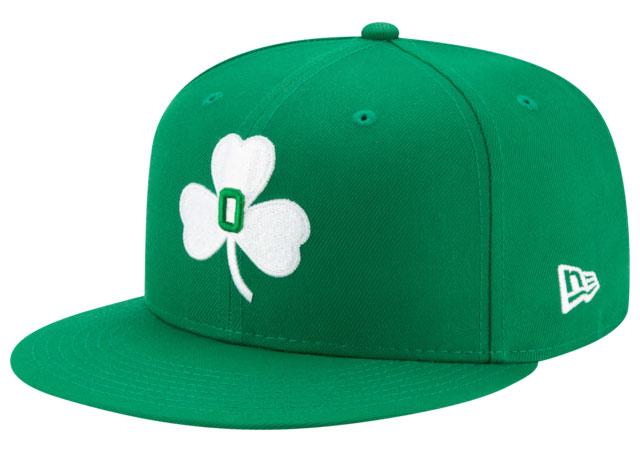 jordan-13-lucky-green-celtics-hat-match-1
