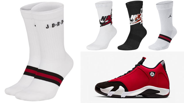jordan-14-toro-gym-red-socks