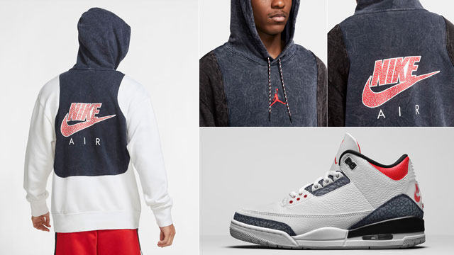 jordan-3-denim-fire-red-japan-hoodie