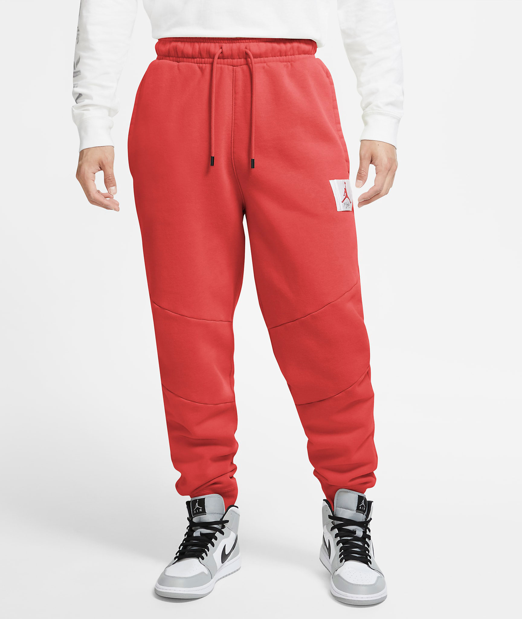 jordan-flight-fleece-pants-red