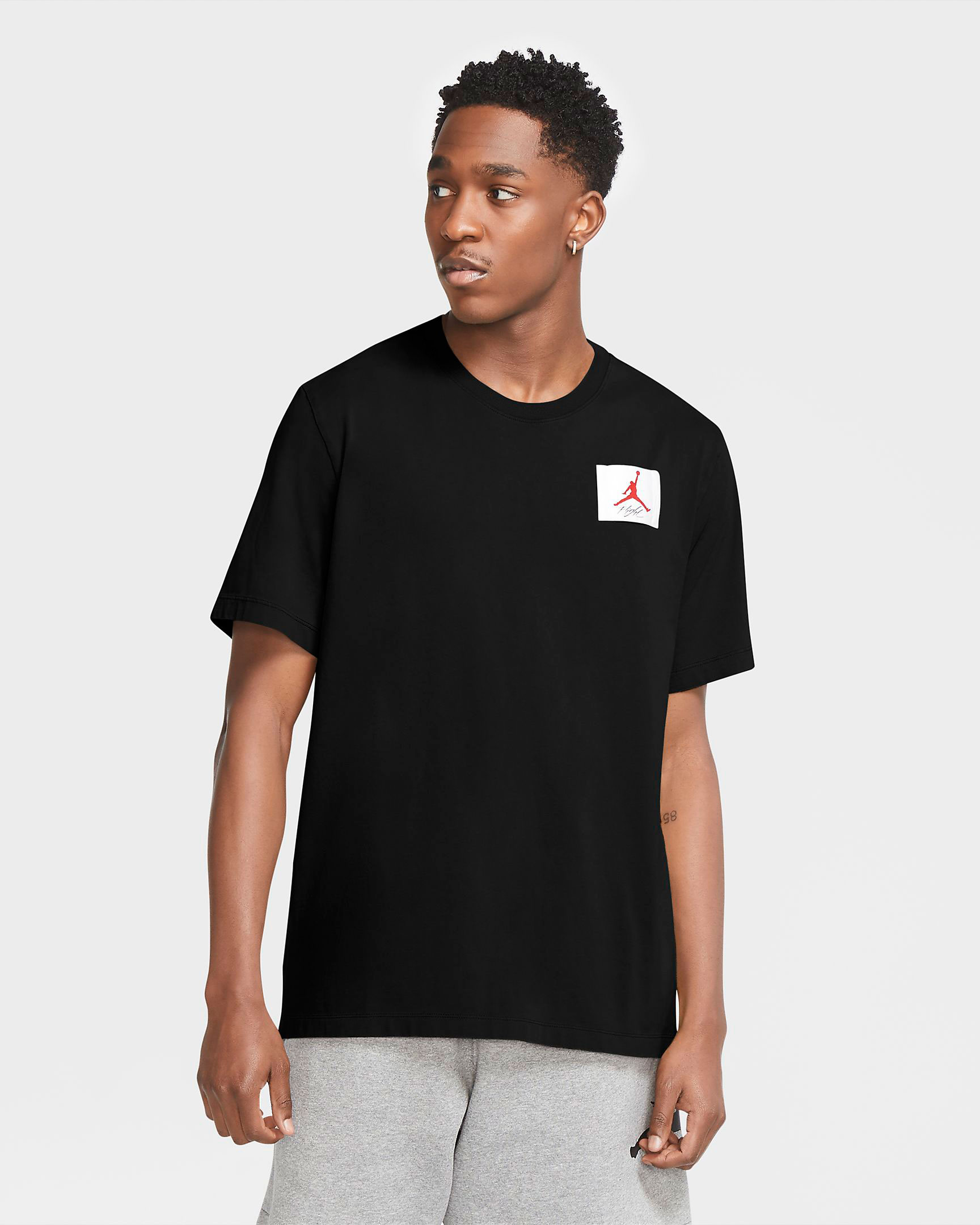 jordan-flight-shirt-black-red