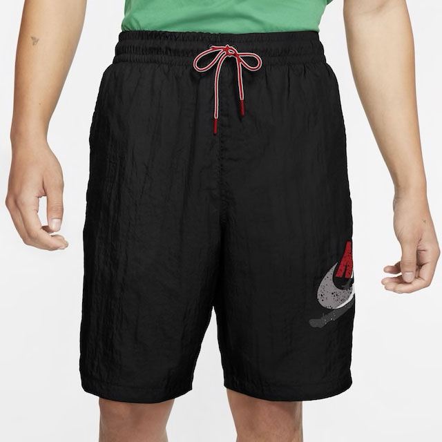 jordan-jumpman-poolside-shorts-black-red-1