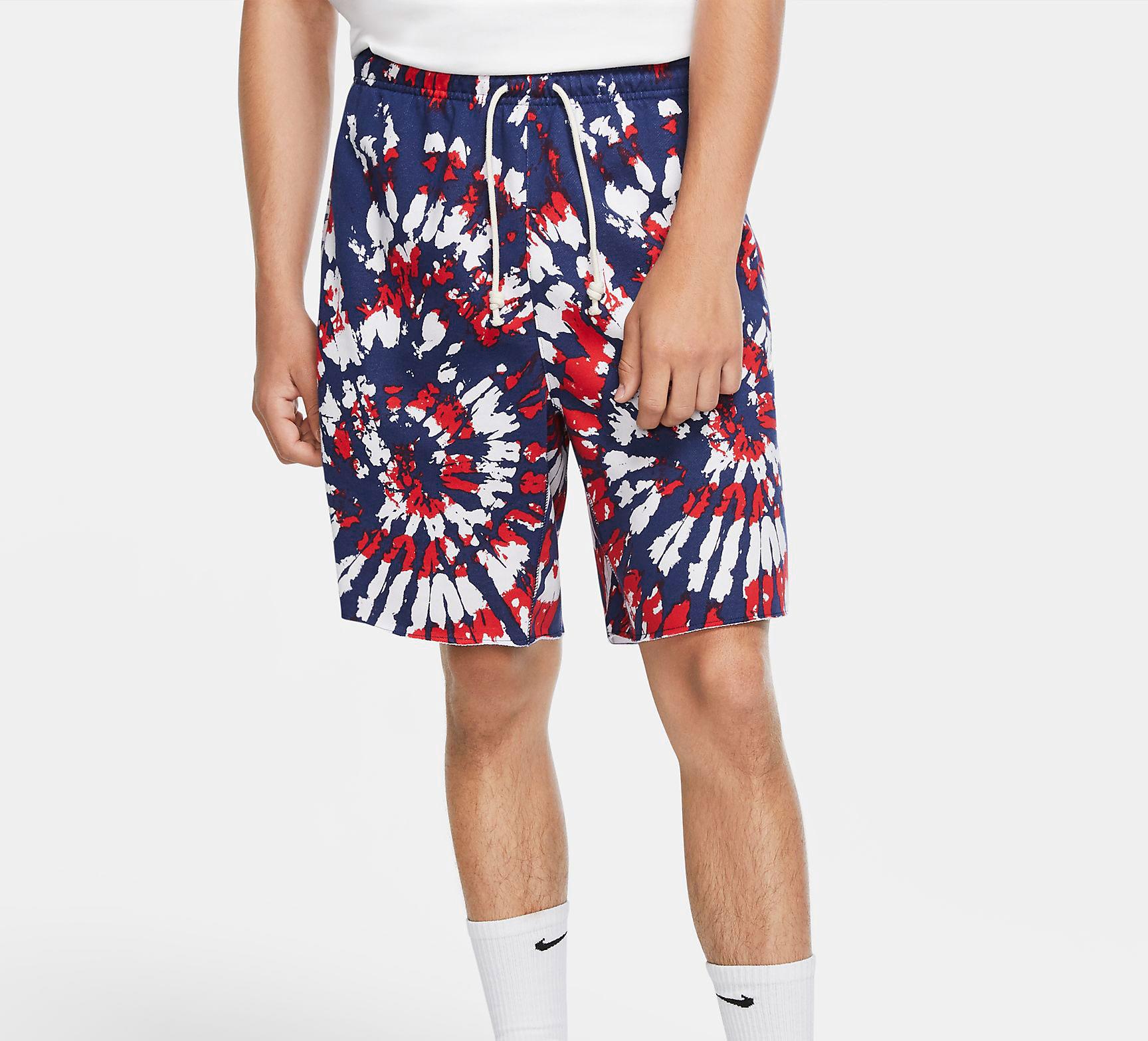 nike-lebron-17-graffiti-fire-red-cold-blue-shorts-1