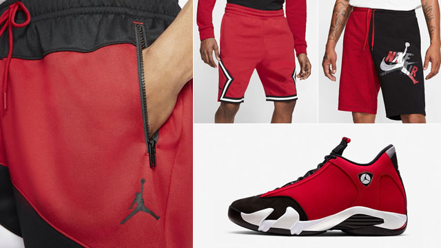 toro-jordan-14-gm-red-shorts-match