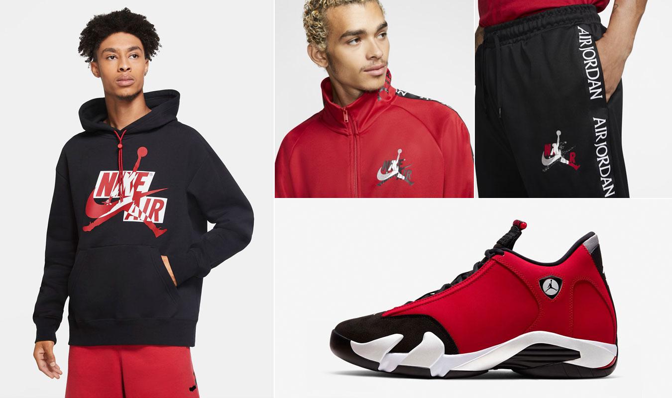 toro-jordan-14-gym-red-matching-clothing