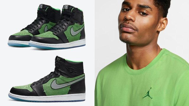 air-jordan-1-high-zoom-zen-green-shirt