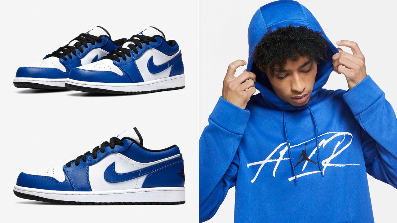 air jordan 1 royal blue outfit