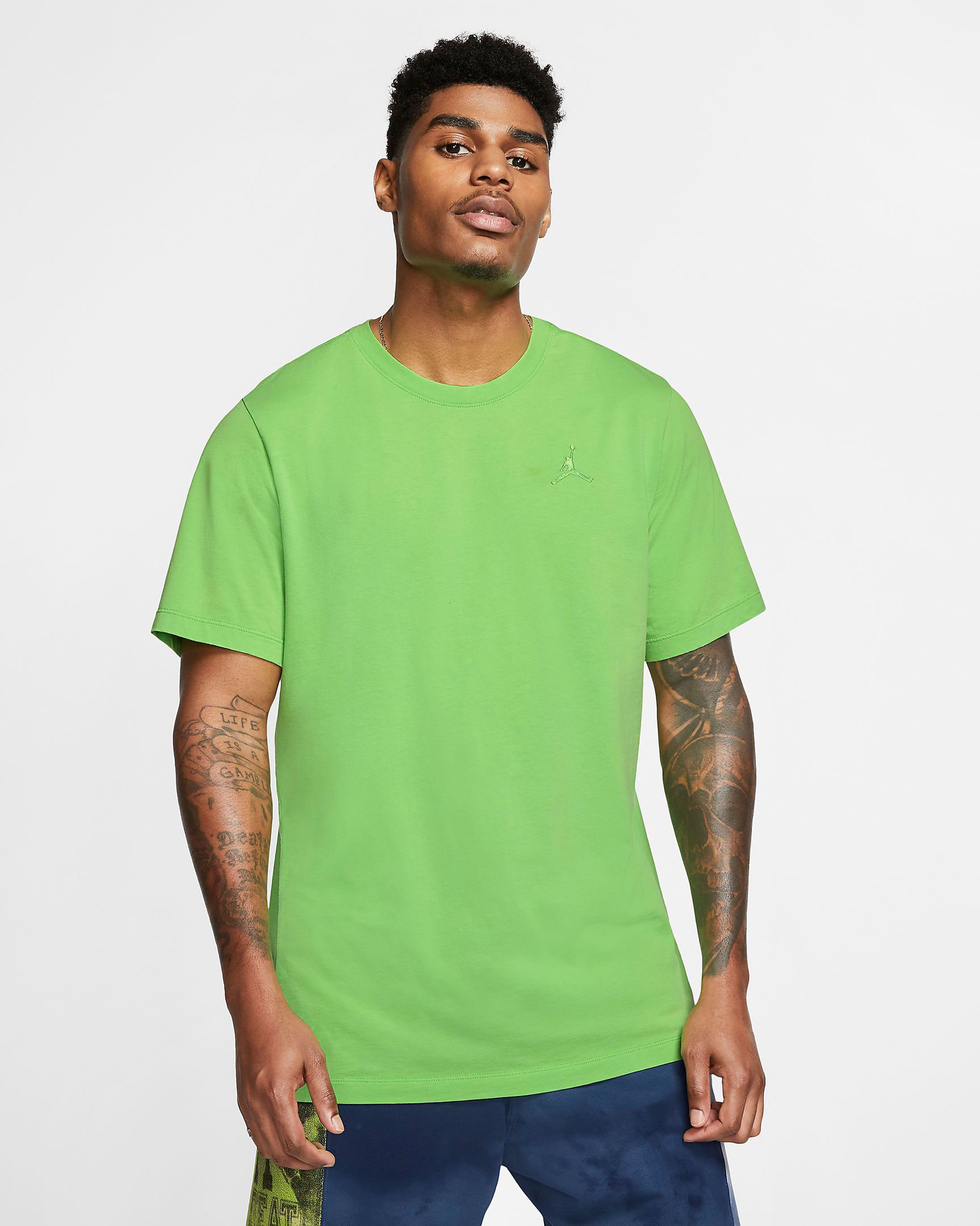 air-jordan-1-zoom-zen-green-shirt-match-2
