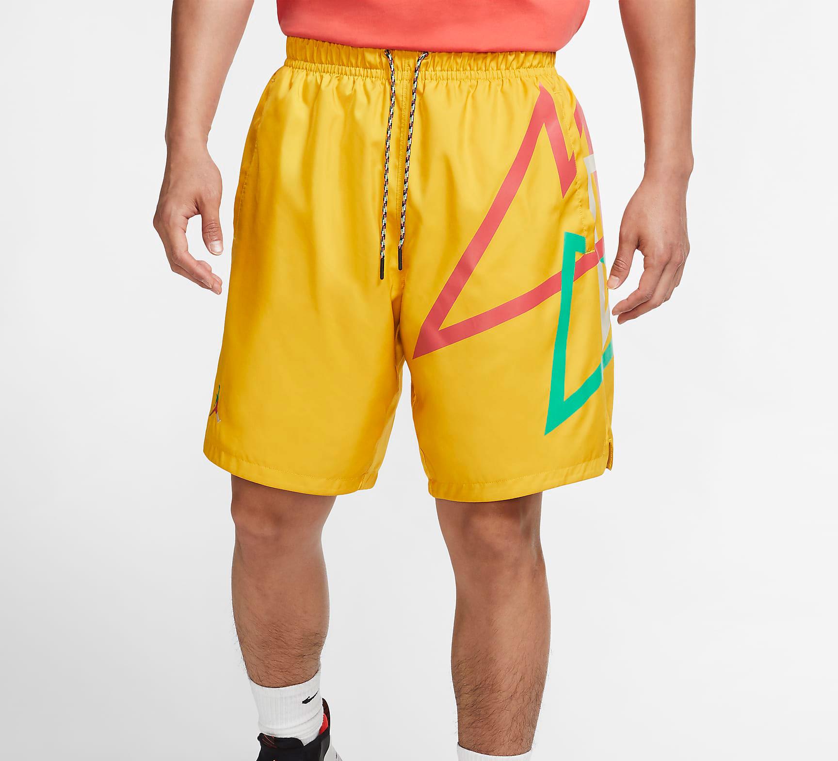 air-jordan-12-university-gold-matching-shorts-1