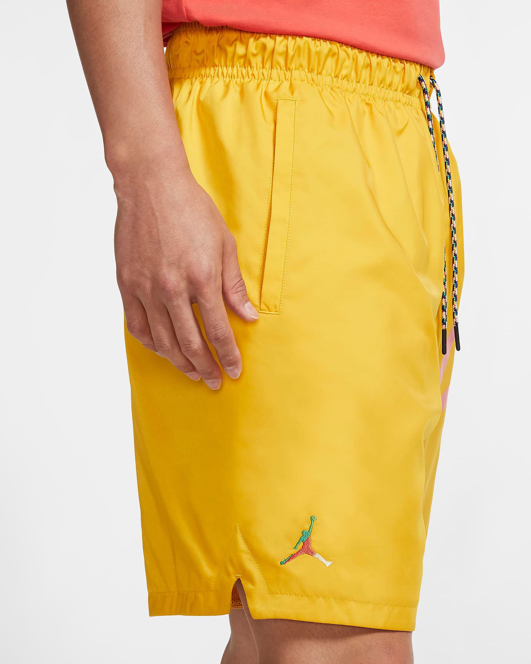 air-jordan-12-university-gold-matching-shorts-3