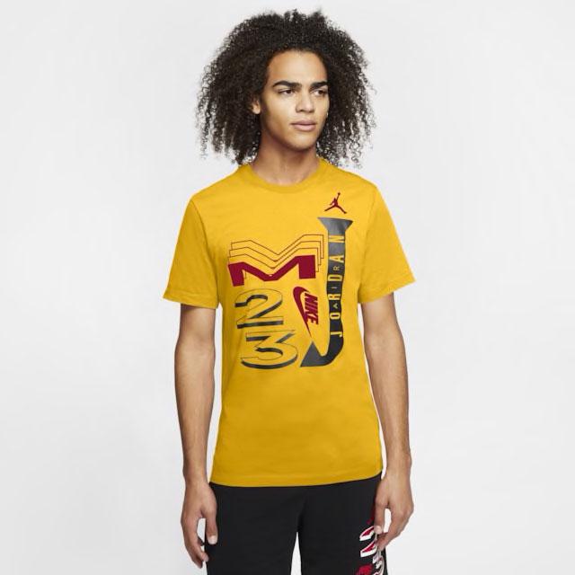 air-jordan-12-university-gold-shirt