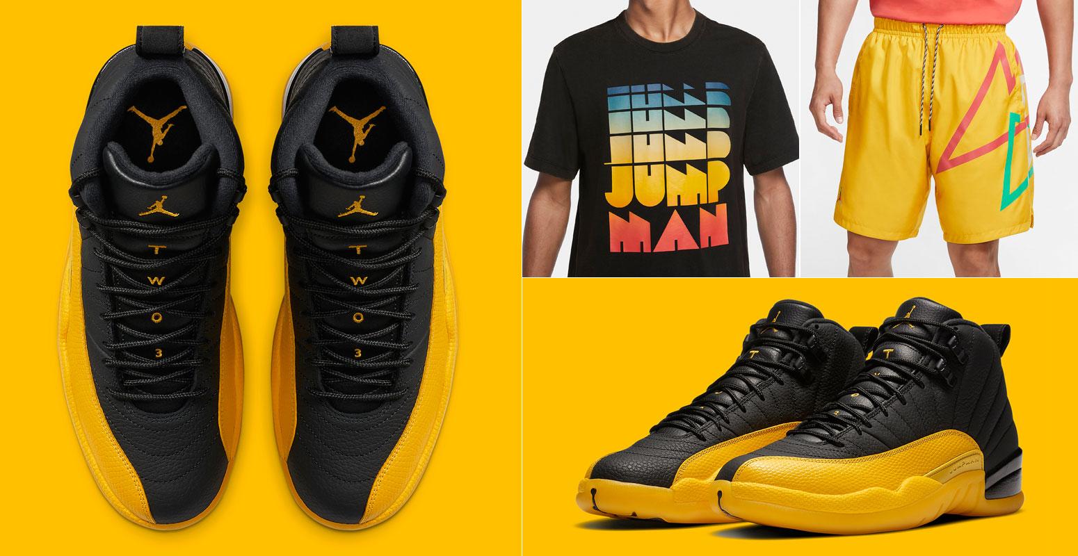 air-jordan-12-university-gold-sneaker-outfit