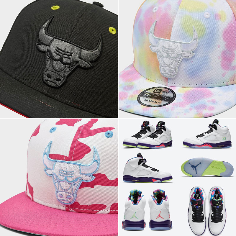 air-jordan-5-alternate-bel-air-hats-to-match
