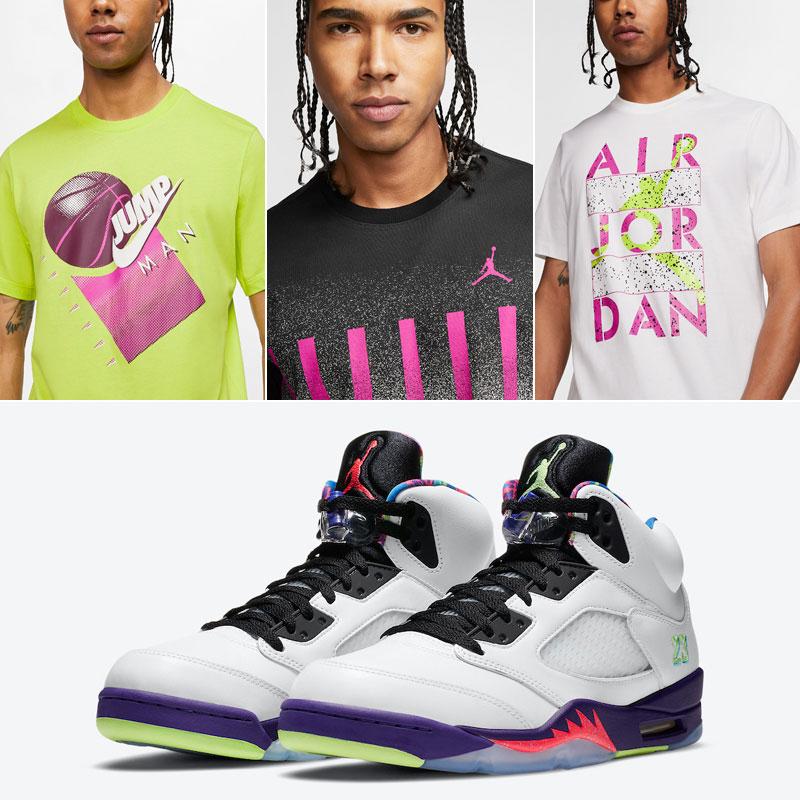 air-jordan-5-alternate-bel-air-matching-shirts