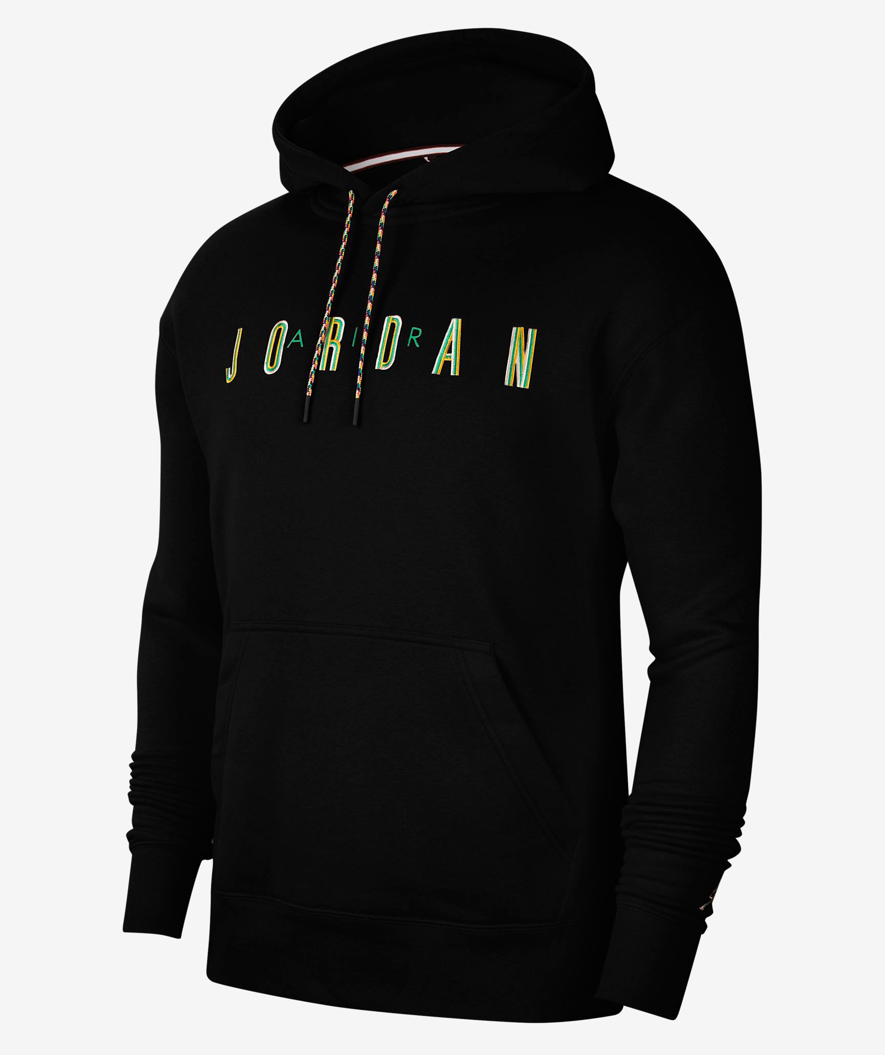 jordan-1-high-zen-green-hoodie-match