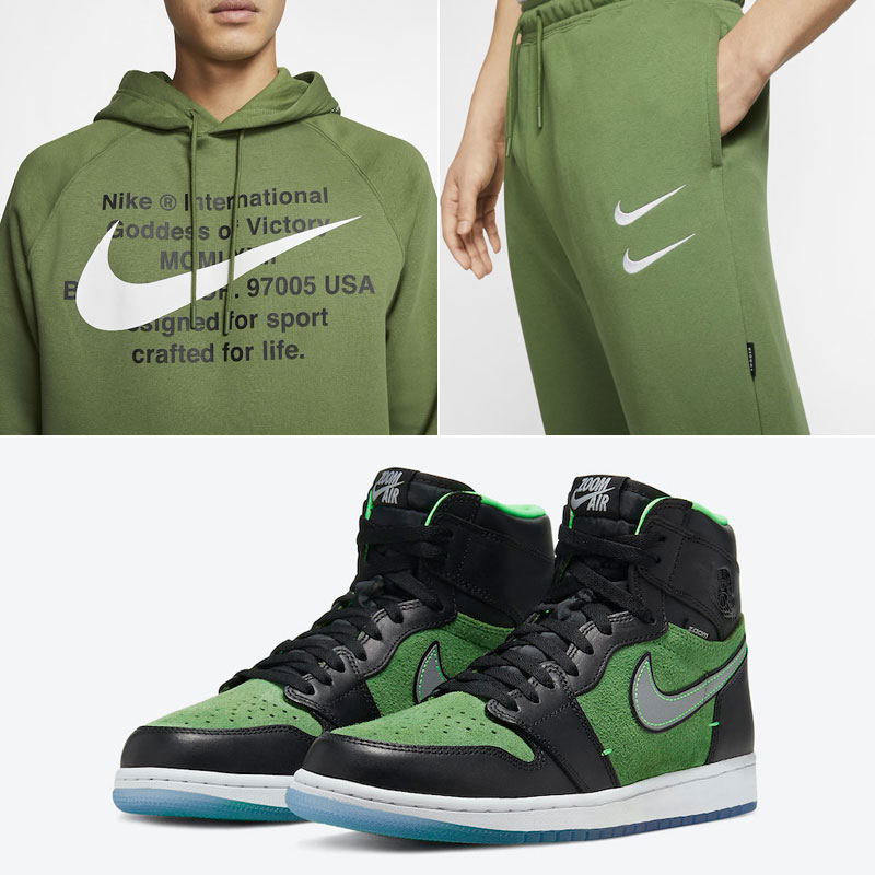 jordan-1-zoom-zen-green-nike-clothing-match