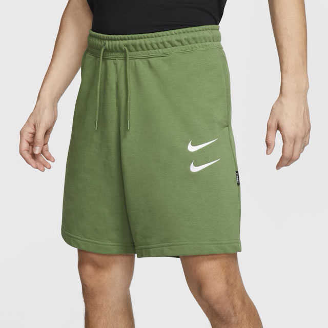 jordan-1-zoom-zen-green-nike-shorts-match