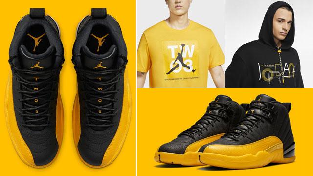 jordan-12-university-gold-sneaker-match-outfit