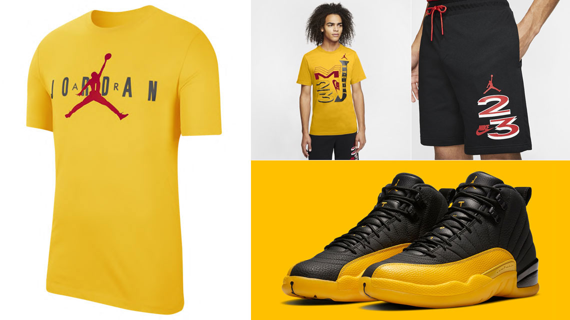 jordan-12-university-gold-sneaker-outfit